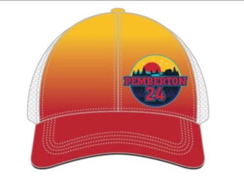 PBT24 Morning Fire BOCO hat