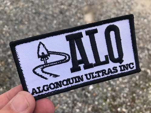 ALQ Ultras Patch