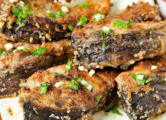 Nigerian Food Delivered - Grilled Fish