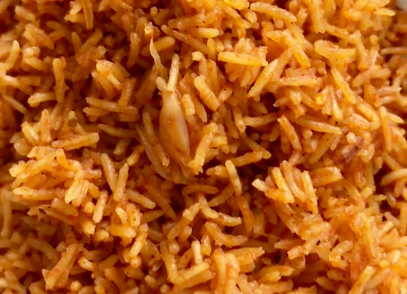 Nigerian Food Delivered - Coconut Jollof Rice