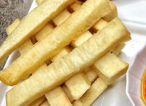 Fried African Yam