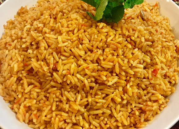 Nigerian Food Delivered - Party Jollof Rice