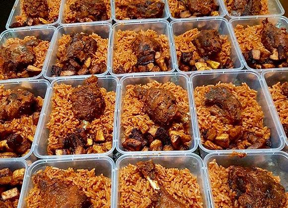 Party Jollof Rice 1000ml