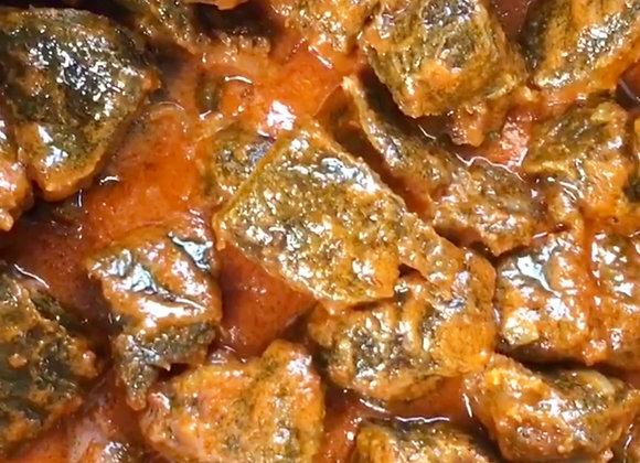 Nigerian Food Delivered - Stewed Beef