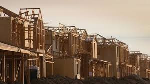 Pace of home building nationwide showing strength