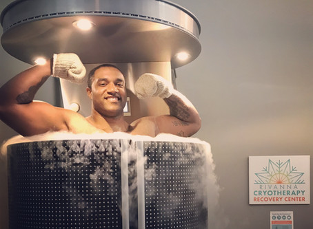 CRYOTHERAPY: RECOVER FASTER!