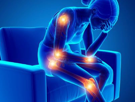 Arthritis Relief and Cryotherapy Treatment