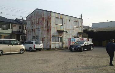 チエリオ中部事務所・倉庫解体工事