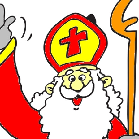 Sinterklaas en Pannenkoeken