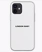 London Baby iPhone case andrei lucas mer