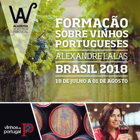2018 ACADEMIA DE VINHOS DE PORTUGAL