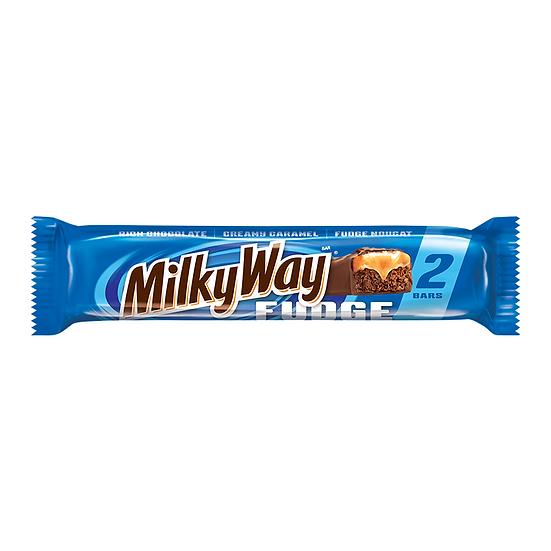 Milkyway Fudge Share Size