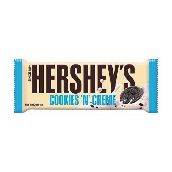 Hershey's Cookies 'N' Creme Bars