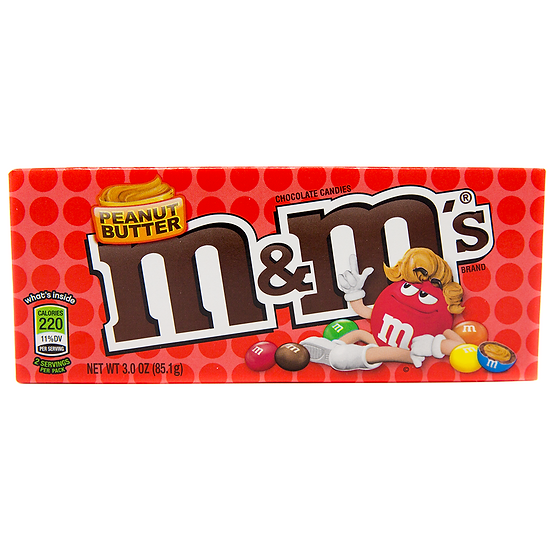 M&M Peanut Butter Theatre