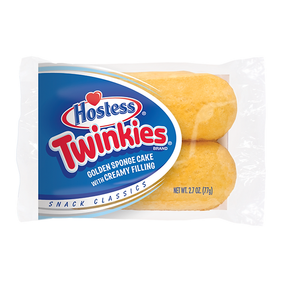 Hostess Twinkies - Twin Pack