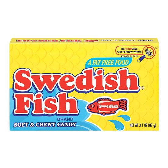 Swedish Fish Red Theater Box