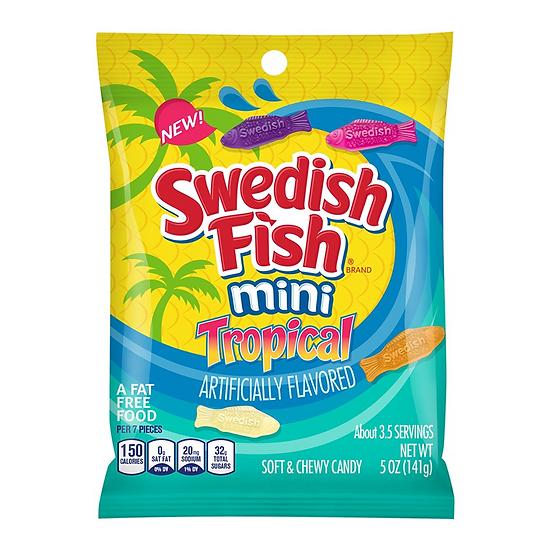 Swedish Fish Tropical Peg Bag