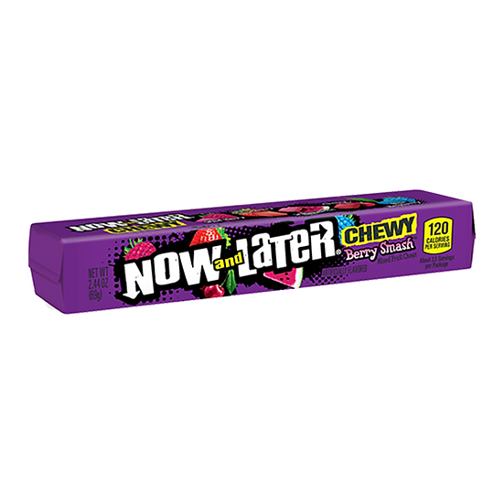 Now & Later Chewy Berry Smash