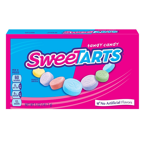 SweetArts Theatre Box