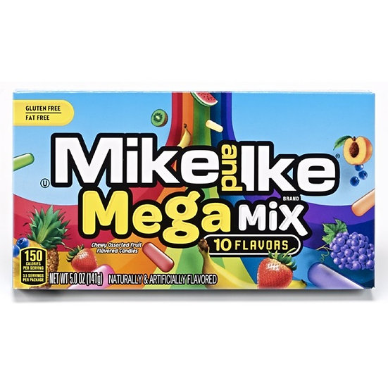 Mike & Ike - Mega Mix Theatre Box