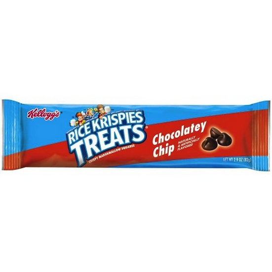Rice Krispies Treats - Chocolatey Chip Giant Cereal Bar