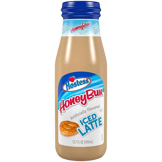 Hostess Iced Latte HoneyBun