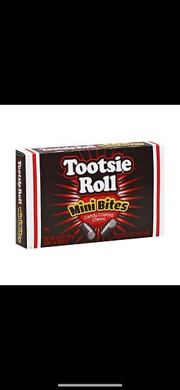 Tootsie Roll Mini Bites Theatre Box