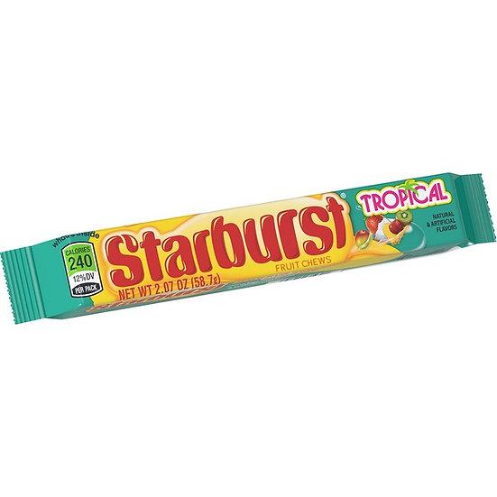 Starburst Tropical Fruit