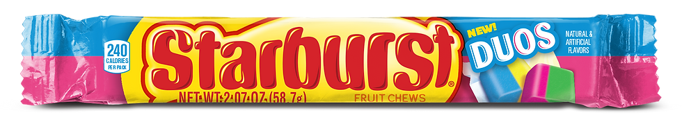 Starburst Duo Chews