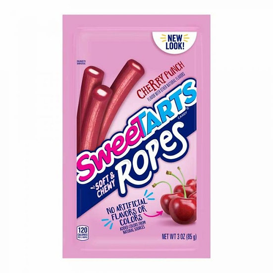 SweeTarts Soft & Chewy Ropes Cherry Punch