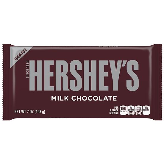 Hershey's Milk Chocolate Giant Bar