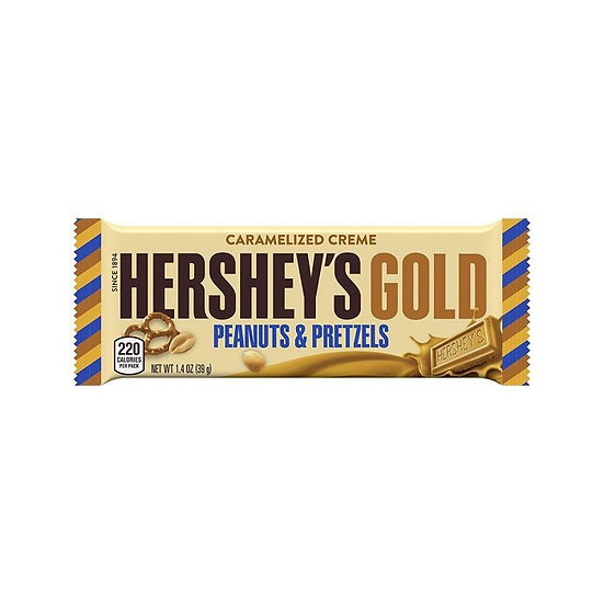 Hershey's Gold Caramelized Creme