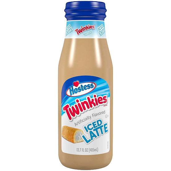 Hostess Iced Latte Twinkies