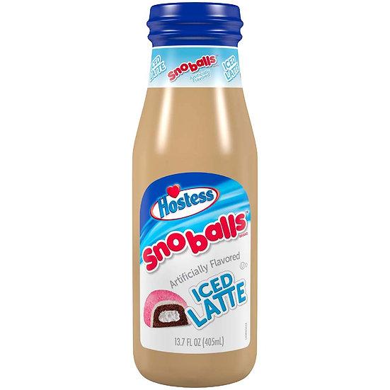 Hostess Iced Latte Snoballs