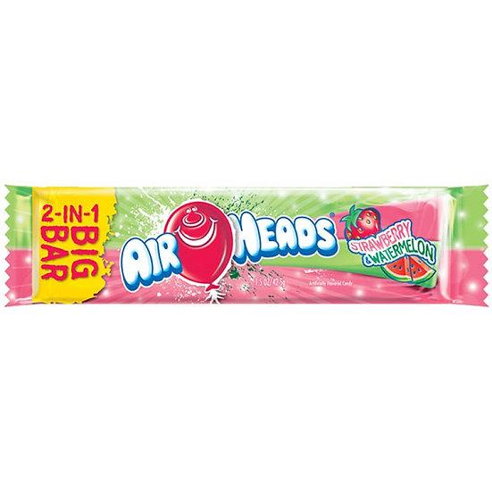Airheads BIG BAR Strawberry and Watermelon