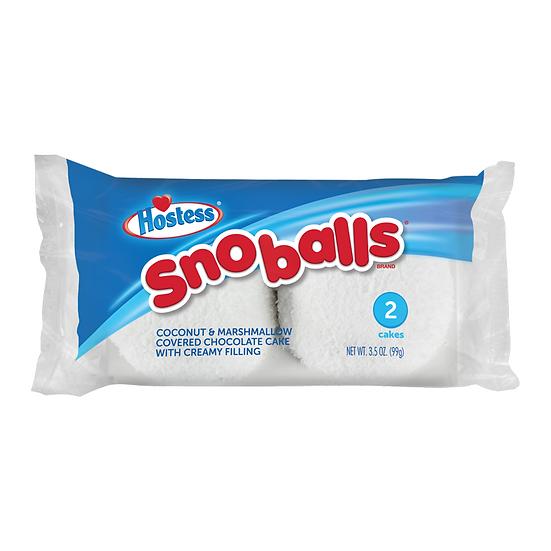 Hostess - Sno Balls - Twin Pack