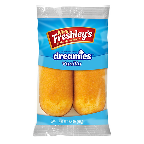 Mrs Freshley's - Dreamies (box of 8)