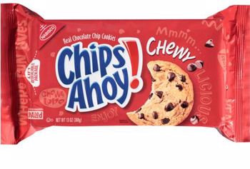 Chips Ahoy! Chewy Choc Chip
