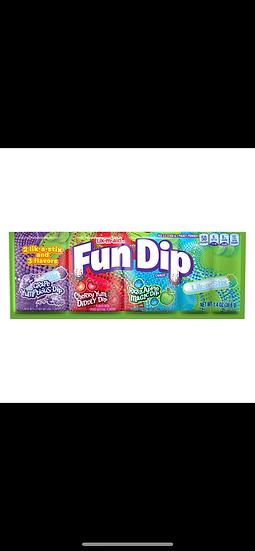 Fun Dip Lik-M-Aid 3 Flavour