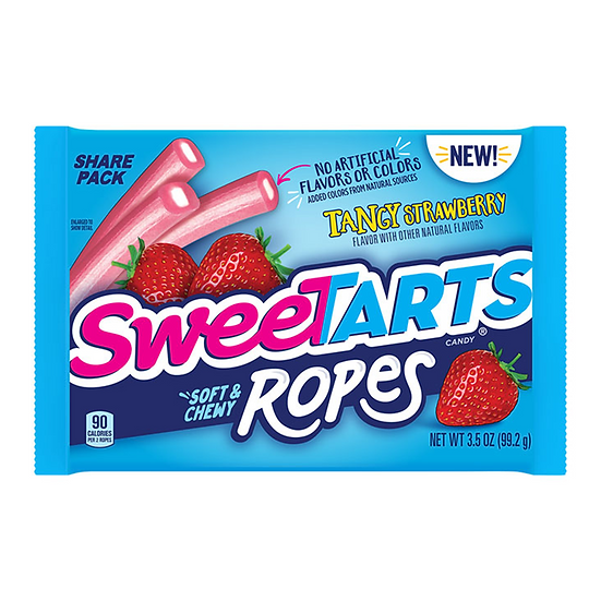 SweeTarts Ropes Tangy Strawberry