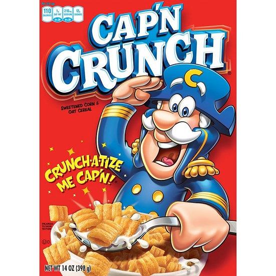 Cap'n Crunch 398g