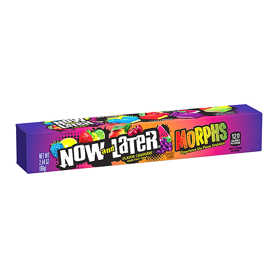 Now & Later Morphs Flavour