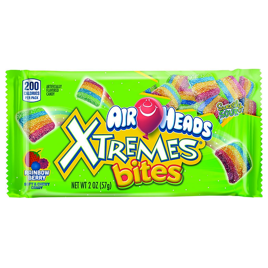 Airheads Xtremes Bites - Rainbow Berry