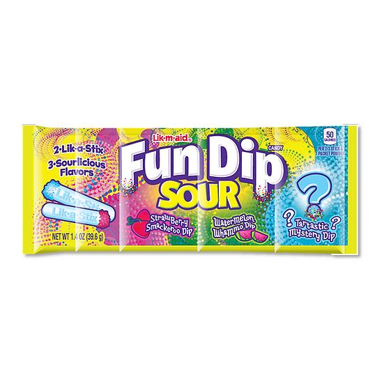 Fun Dip Lik-M-Aid Sour