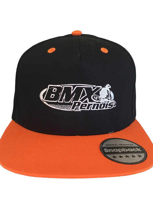 Casquette bmx logo bmx pernois