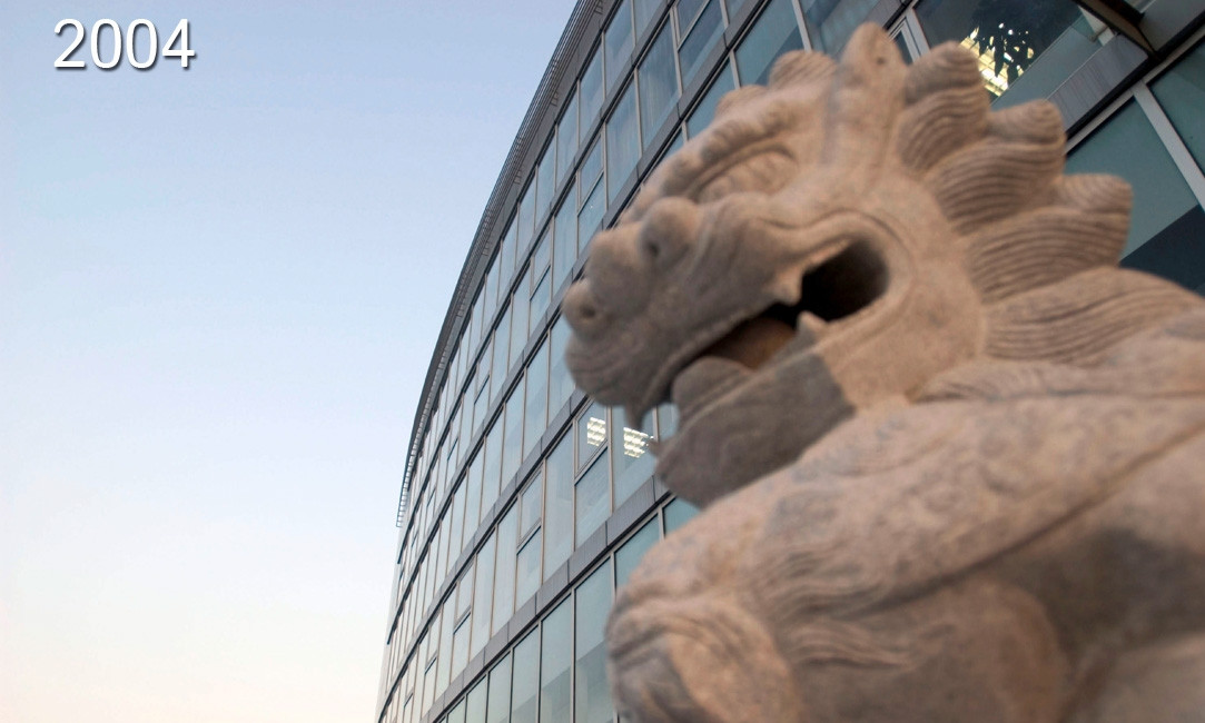 הבנייה למחסן החדש בשנגחאי המיועד למטענים אוויריים הושלמה. פעילות החברה כוללת כיום 7 רשיונות  A-Class ו- 23 משרדים ברפובליקה העממית של סין.