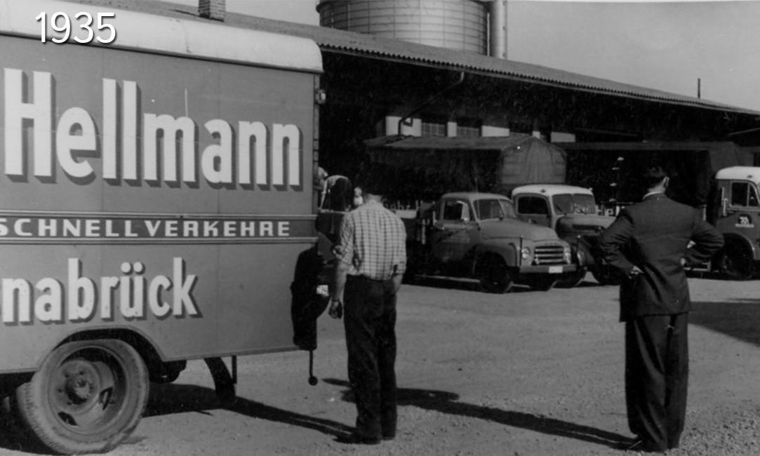 חדשנות בניהול תחבורה באופן יעיל: הלמן משיקה מסוף הובלה מאוחד (LTL) עם 60 עובדים.