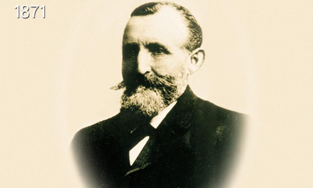 קארל היינריך מייסד הלמן