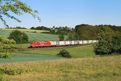 שרות הרכבות אירופה- סין