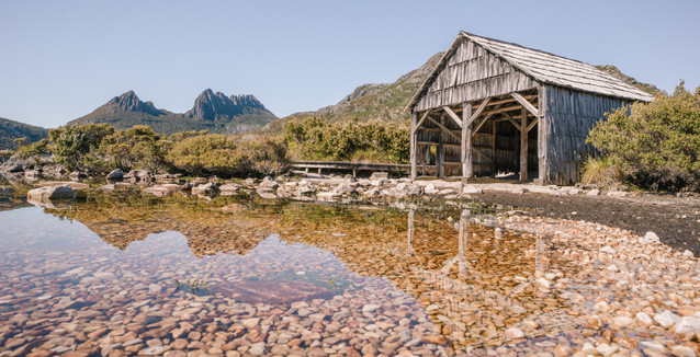 Cradle Mountain, The Boathouse